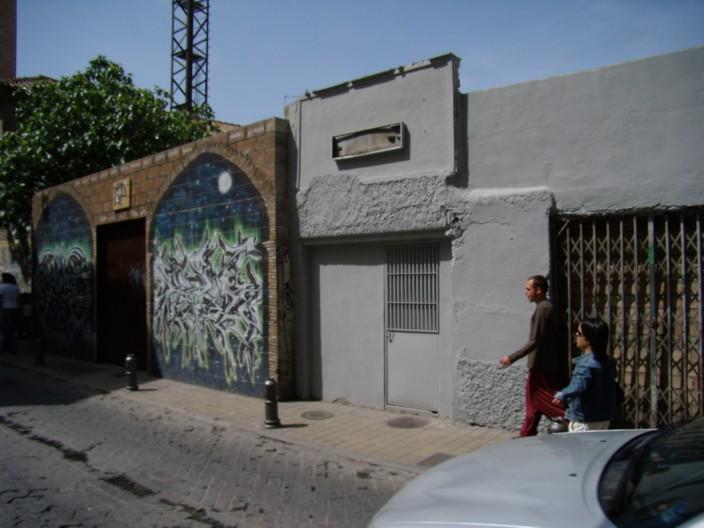 Calle elvira - Banos arabes elvira ...