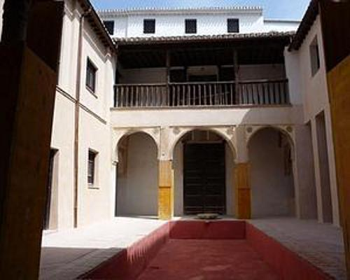 Casa Zafra tras la rehabilitación de 2013.