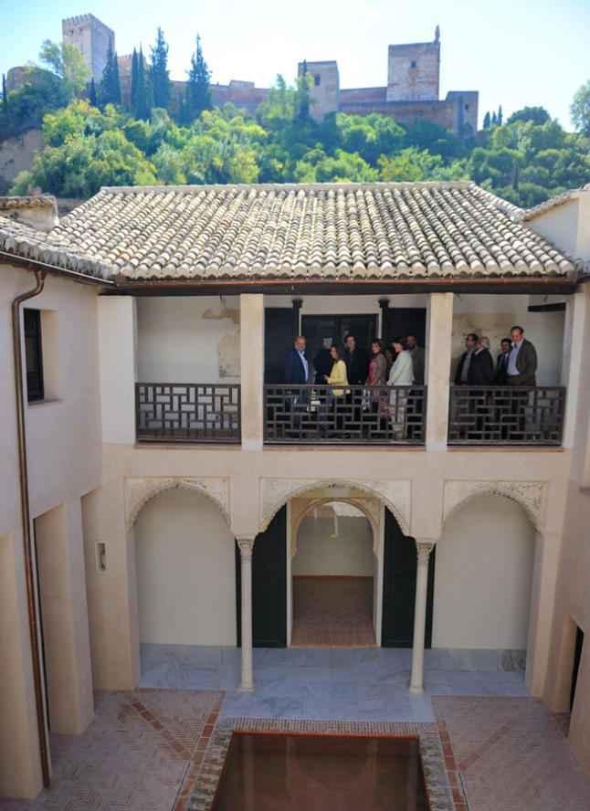 Casa de Zafra rehabilitada 2013