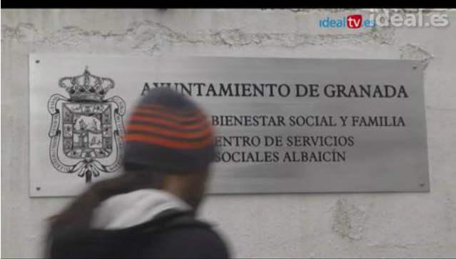 Centro Servicios Sociales en el Callejón del Gallo