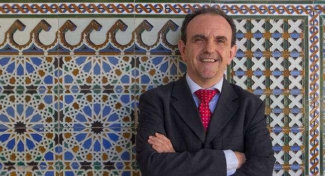 El consejero de Turismo, Rafael Rodríguez, estará esta semana en Fitur. :: A. AGUILAR