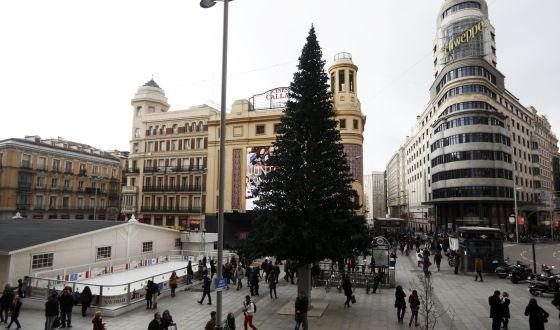 Las terrazas y otras instalaciones son una privatización del espacio público. / Samuel Sánchez