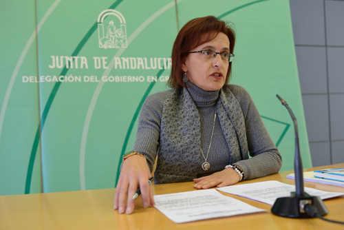 Ana Gámez, Delegada de Cultura de la Junta de Andalucía en Granada 2014