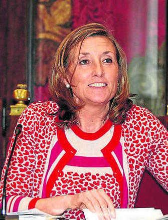 Isabel Nieto concejala de Urbanismo GH2014