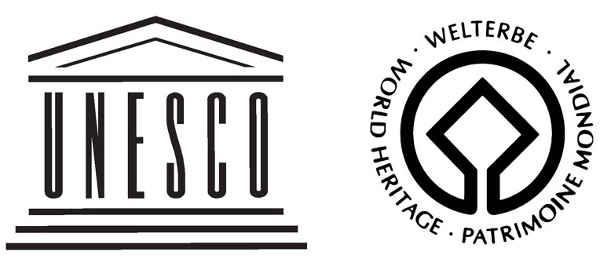 Logo Patrimonio Mundial UNESCO