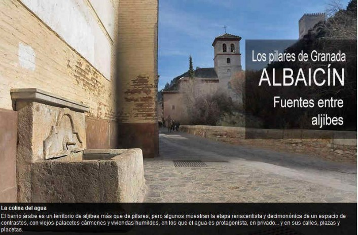 Pilares del Albayzín ID 2014 Carrera Darro