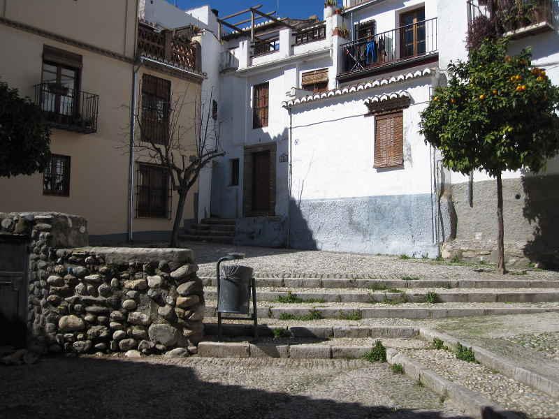 Placeta del Aljibe de Trillo. 2014