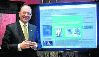 Presentacion de la web municipal Patrimonio. GH2014