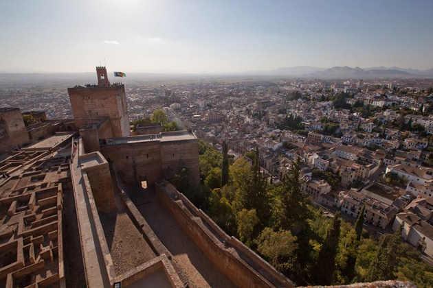 Alhambra y Albayzin RG2014
