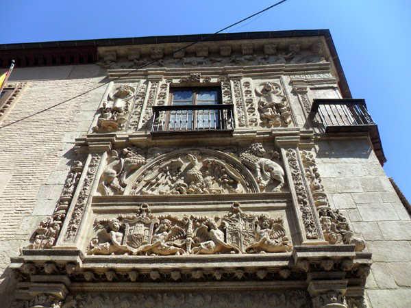 La Casa de Castril sede del Museo Arqueológico y Etnológico de Granada.