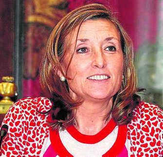 Isabel Nieto (PP), concejala de Urbanismo. GH 2014