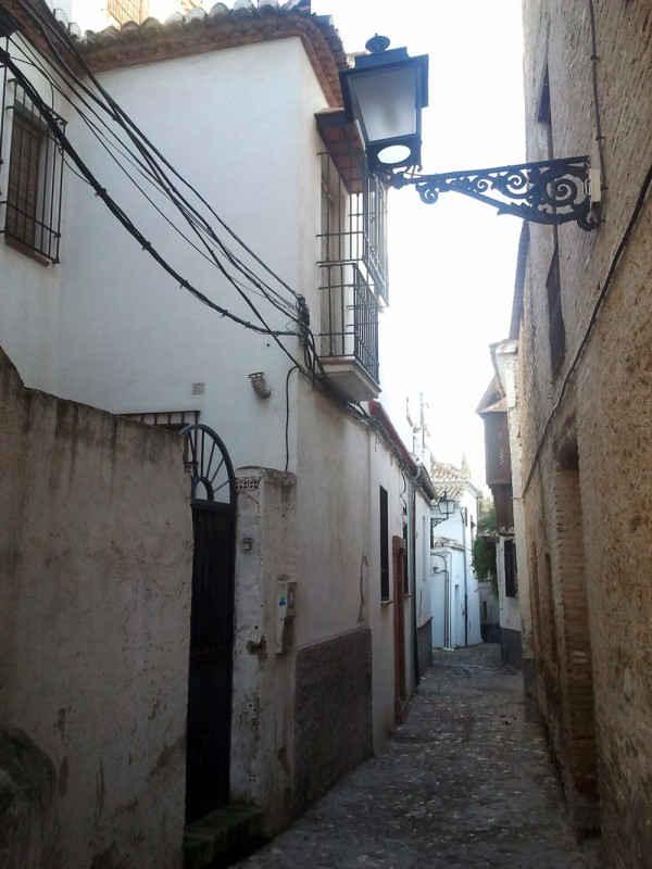 Casa reformada en C/Buenaventura objeto de la sanción. GiM 2014