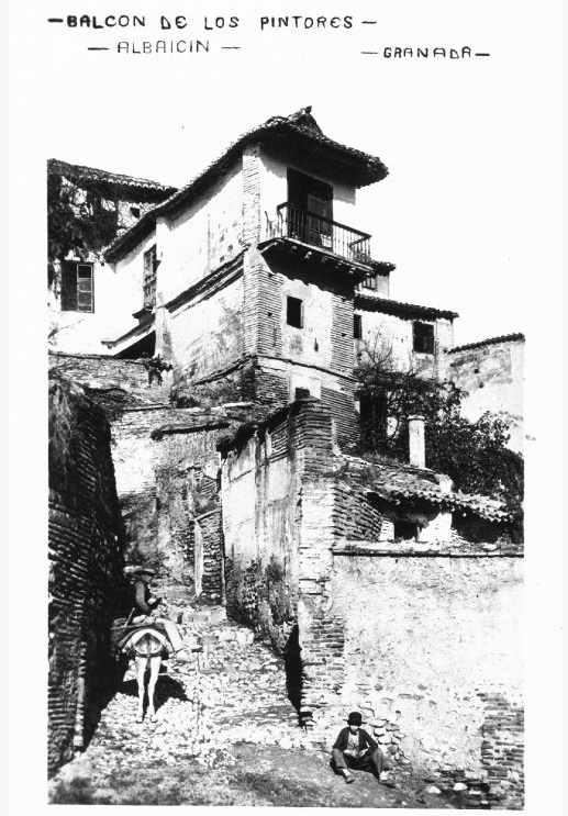 Balcón de los Pintores 1920