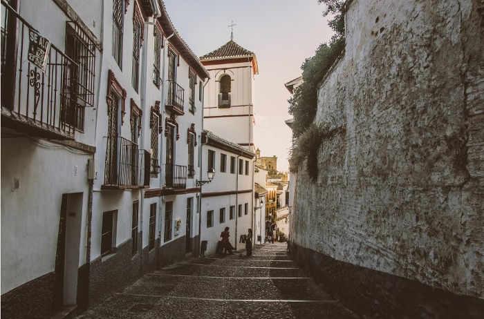 Cárcel de Mujeres en el Convento de San Gregorio - Cuesta de San Gregorio 2014