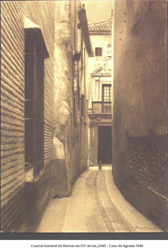 Casa Agreda 1940