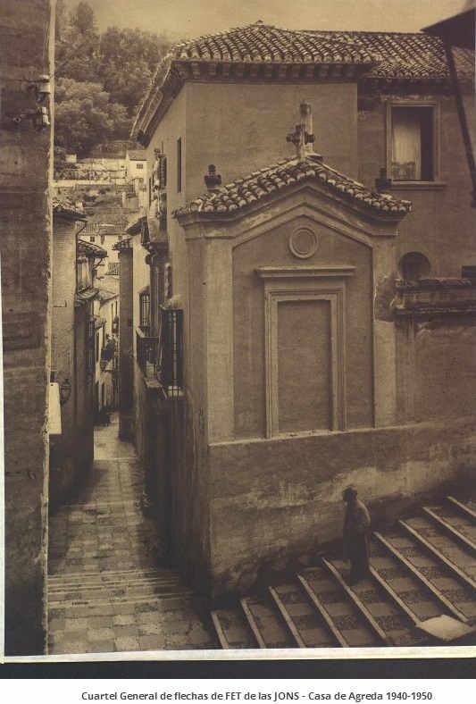 Casa Agreda 1950