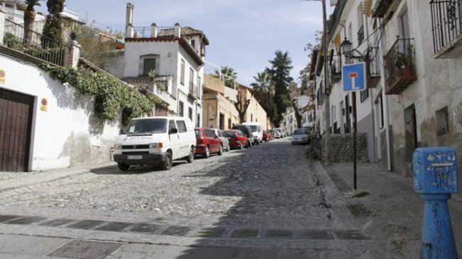 El barrio del Albaicín sigue siendo objeto de la polémica. Foto: Álex Cámara