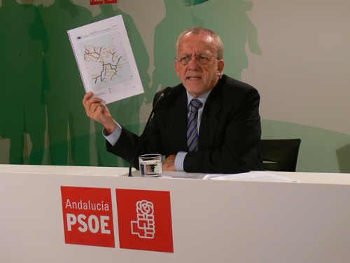 Manuel Pezzi, diputaado del PSOE por Granada