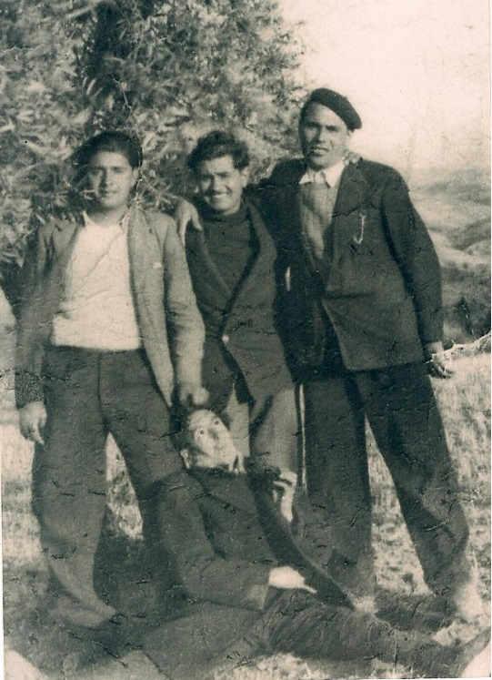 Hermanos Quero. Foto Mapa Memoria Granada
