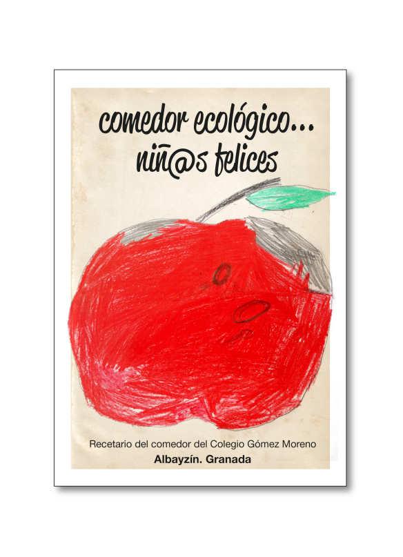 recetario comedor Gomez Moreno