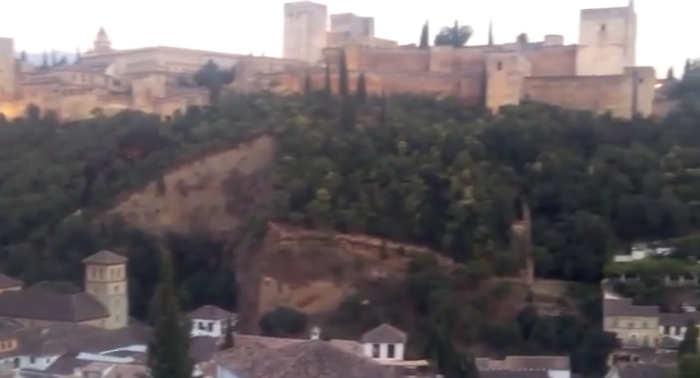 Albayzin Alhambra 2014
