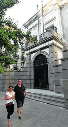 Fachada del edificio que albergará la nueva Fiscalía Superior andaluza. GH 2014