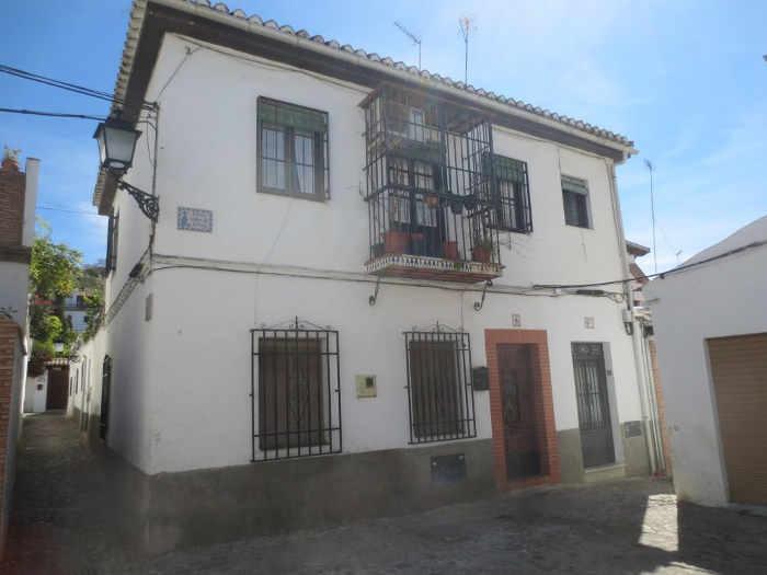 Casa Placeta Aljibe de la Vieja