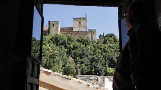 Este centro será la puerta natural de entrada al conocimiento del Albaicín, declarado por la Unesco Patrimonio de la Humanidad, y centralizará los itinerarios que se realicen desde este barrio. Foto: Álex Cámara