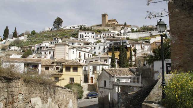 Mirador de San Cristóbal en el Albaición. Foto: Álex Cámara