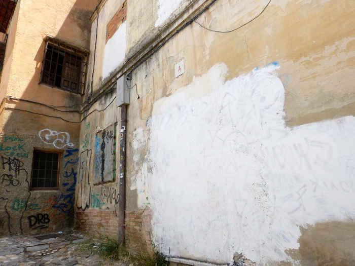 Casa en ruina Gumiel de San José GD 2014