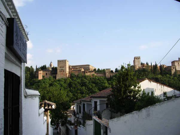 Alhambra desde Toqueros_Plateria