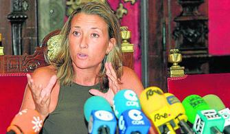 Isabel Nieto concejala Urbanismo GH 2014