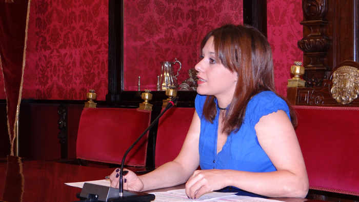 Jemi Sanchez concejala PSOE Toto archivo GiM