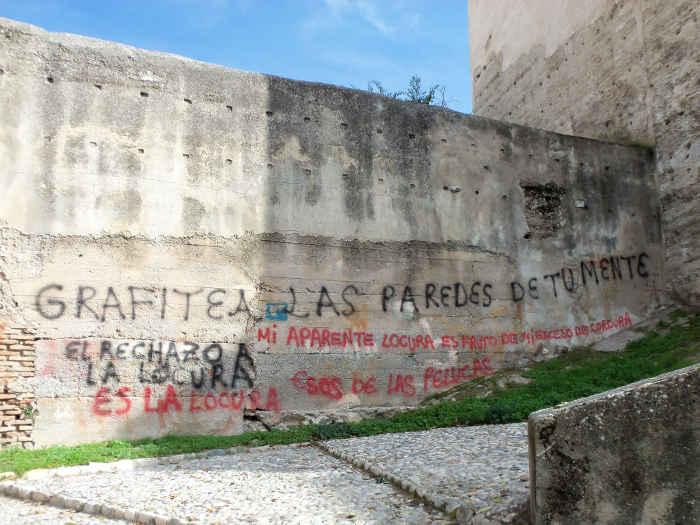 Pintadas en Puerta Monaita. 2011