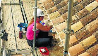 Trabajos en Dar al Horra 2014 GH