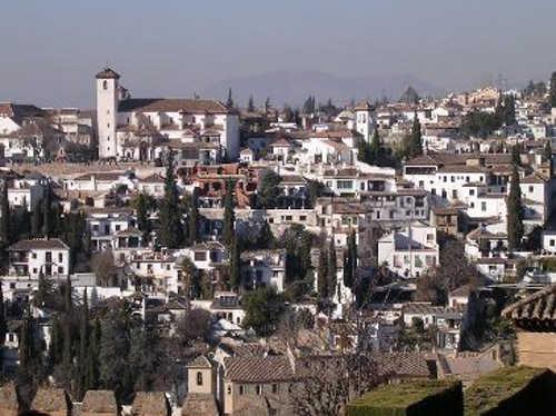 vista Albayzin 2010