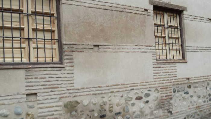 Nuevas ventanas en la casa del Bañuelo. 2014 septiembre