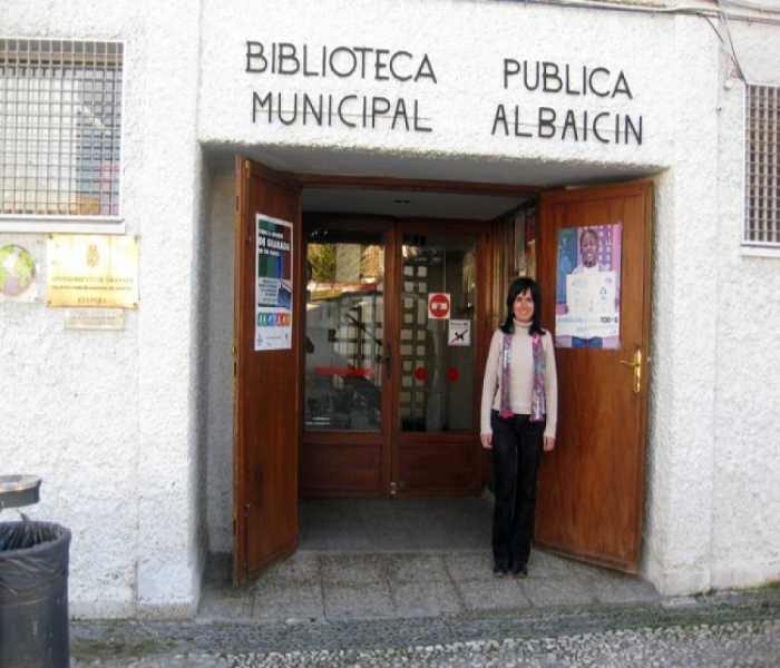 Biblioteca Albayzin