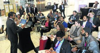 Se estima que en 2020 haya un aumento del 50% en el gasto que el turista halal deja en la provincia. GH 2014
