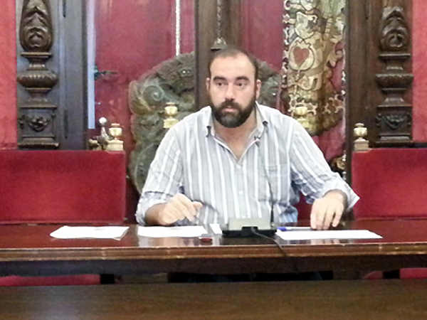 Francisco Puentedura IU concejal