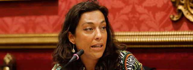 Mayte Olalla UPyD conejala Granada