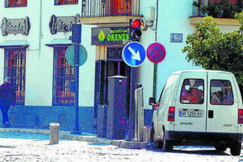 El barrio ya cuenta con problemas en movilidad debido al enclave que tiene.  GH 2014