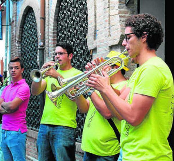 banda musica fiestas 2014