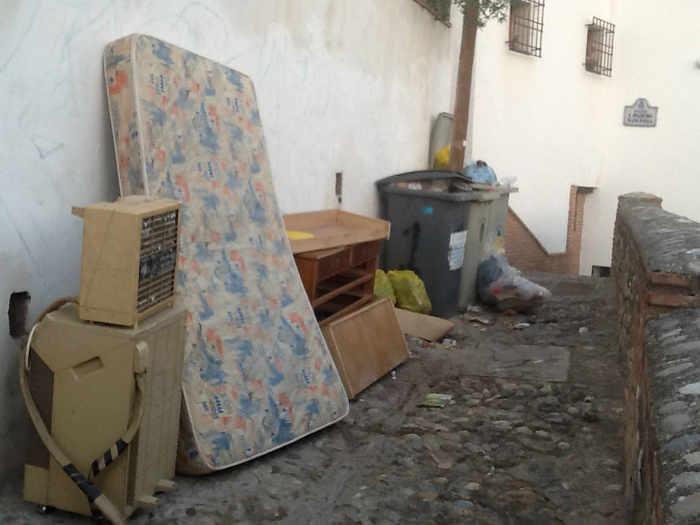 Basura Cuesta Beteta oct 2014