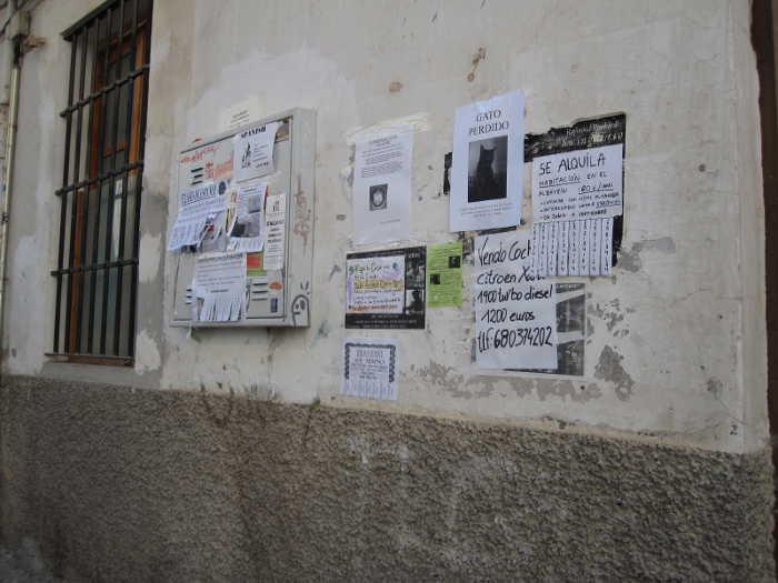 Carteles fachadas 2011a