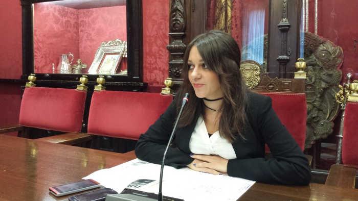 Jemi Sanchez concejala PSOE ID2014