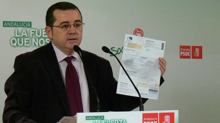 Miguel Castellano PSOE aG