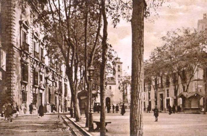 Plaza Nueva DF