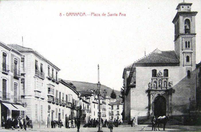 Palacio de los Rayos DF Hacia 1920