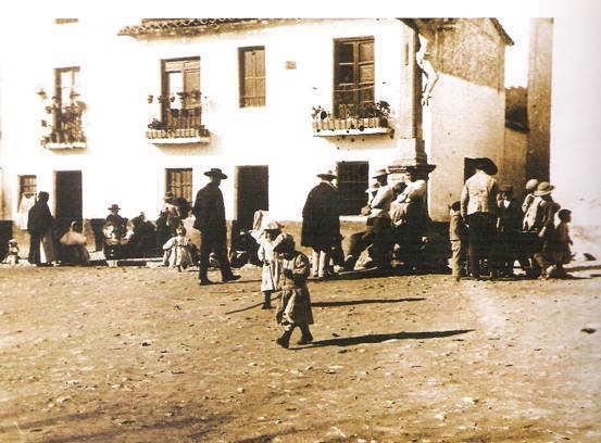 San Miguel Bajo DF 1900